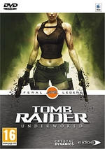Le jeu Tomb Raider Underworld sur Mac