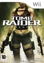 Le jeu Tomb Raider Underworld sur Wii