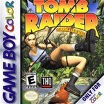 Le jeu Tomb Raider sur Game Boy Color