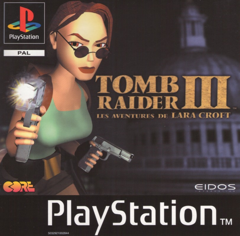 Tomb Raider III - cr�dits : captain-alban.com