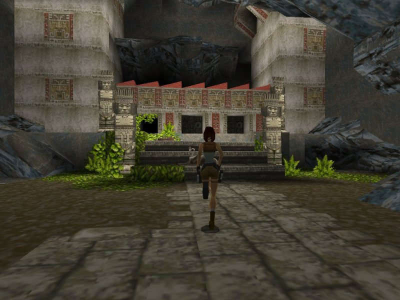 Tomb Raider - cr�dits : captain-alban.com