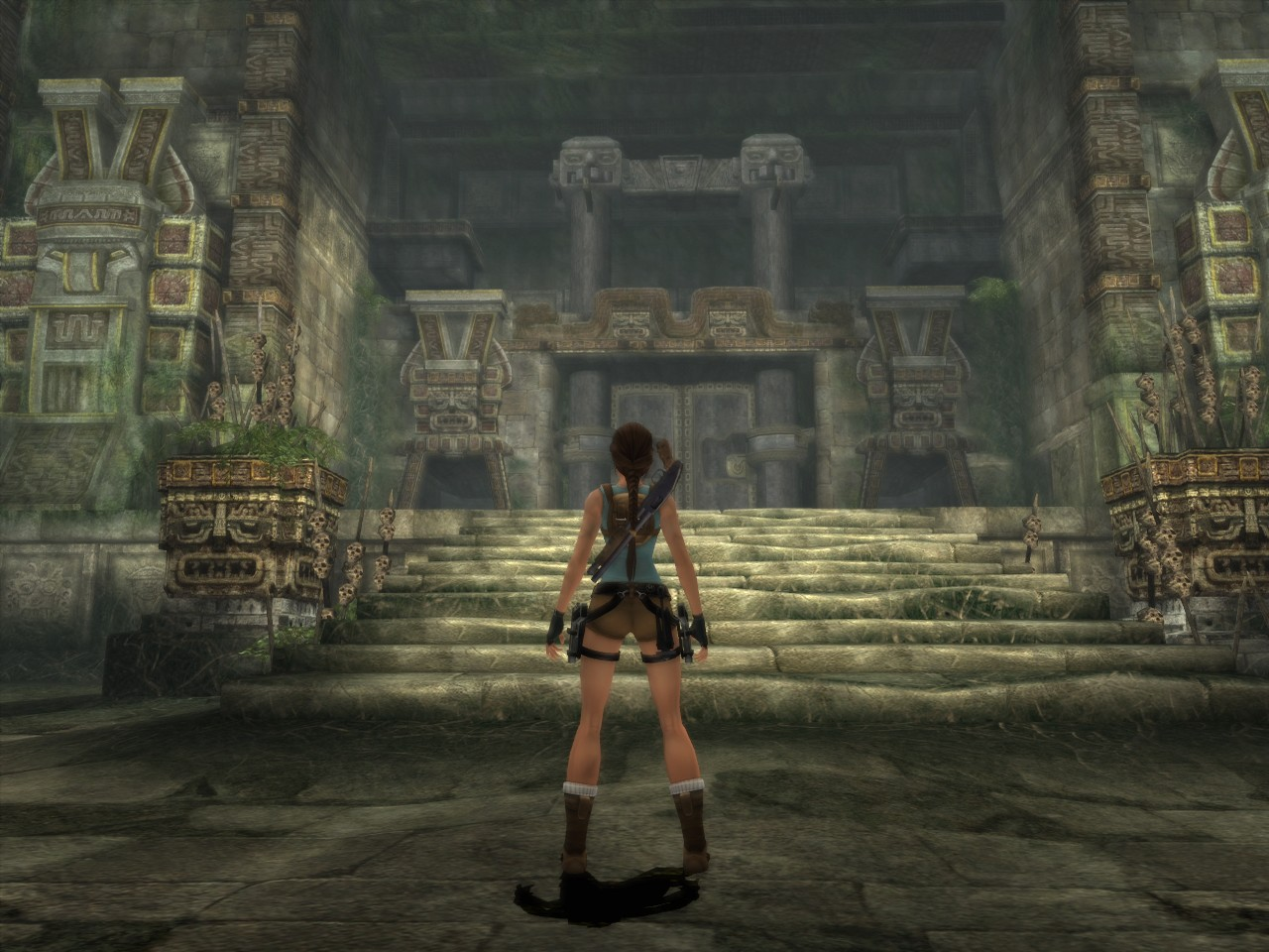 Tomb Raider Anniversary - cr�dits : captain-alban.com